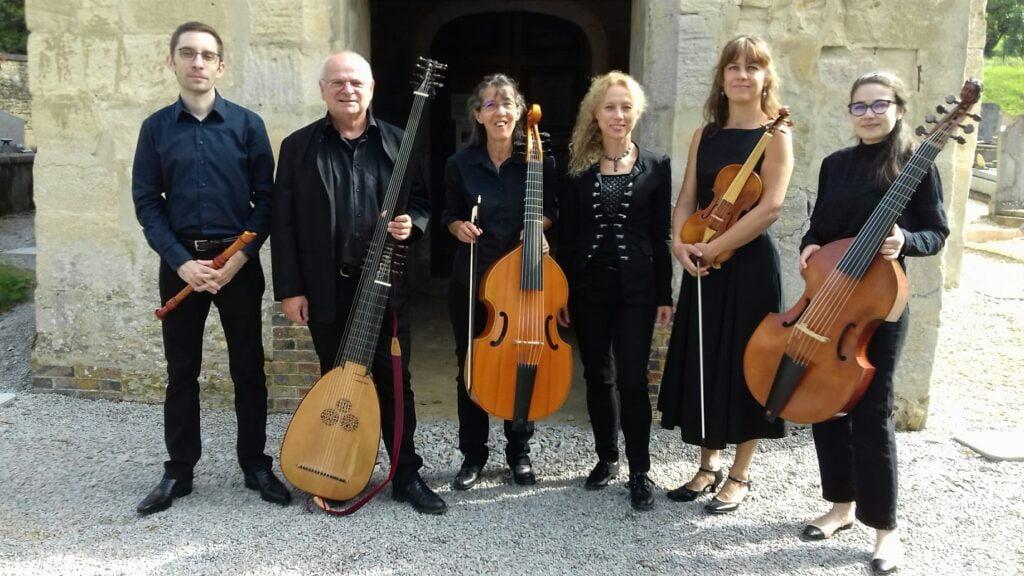 Concert d'automne Ensemble le Promenoir