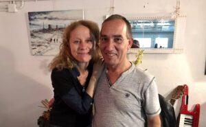 En studio avec Felipe Ferreira